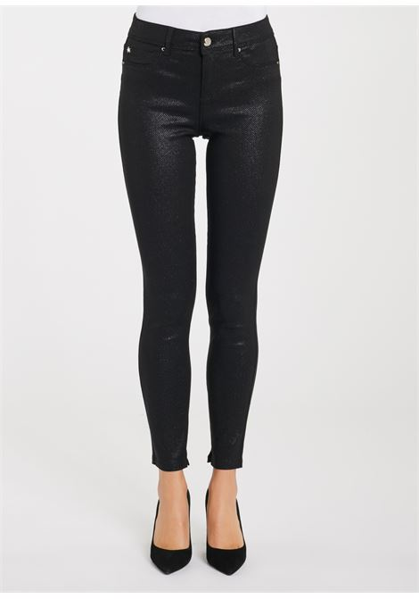 5-pocket trousers, jeggins effect and glitter GAUDI |  | BD250012001