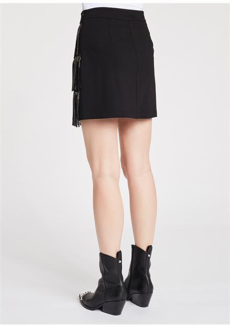 Minigonna con frange  GAUDI | Gonne | FD740022001