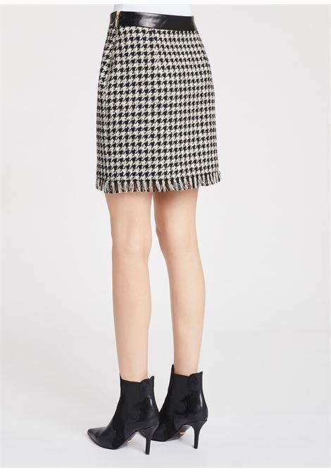 Short skirt in pied e poule GAUDI |  | FD75002021064-01