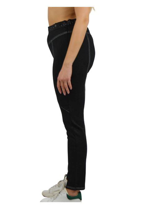 Pantalone con elastico LIUJO SPORT | Pantaloni | TF0020J789822222