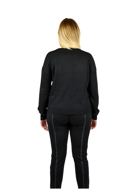Pullover in wool around neck LIUJO SPORT |  | TF0101MA10L03156