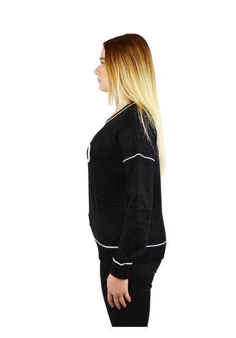 Maglia in lanaCrewneck sweater in wool LIUJO SPORT | Maglie | TF0102MA10L03156