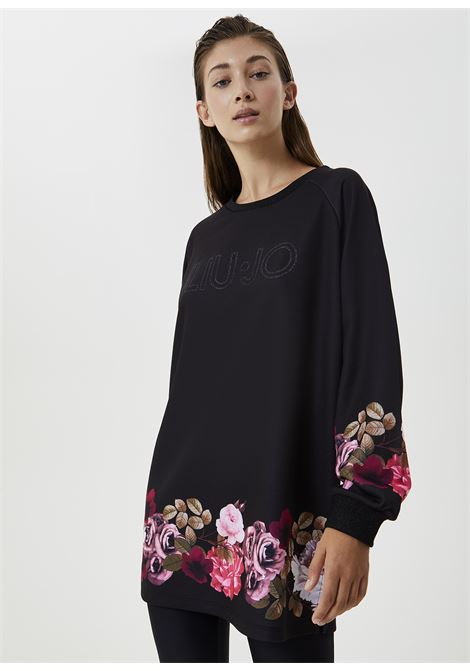Oversize neckline sweatshirt LIUJO SPORT |  | TF0180F082622222