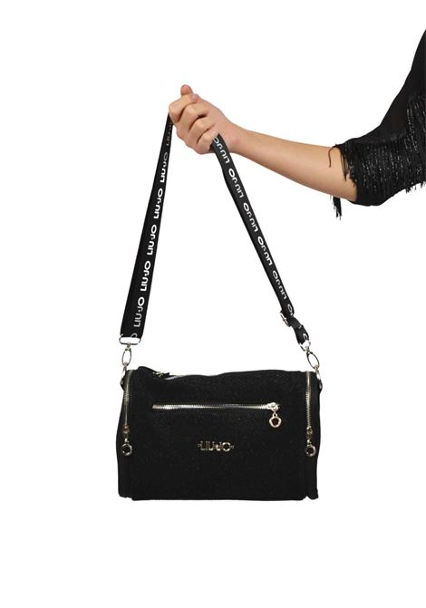 Bag with adjustable shoulder strap with logo LIUJO SPORT |  | TF0193T030022222