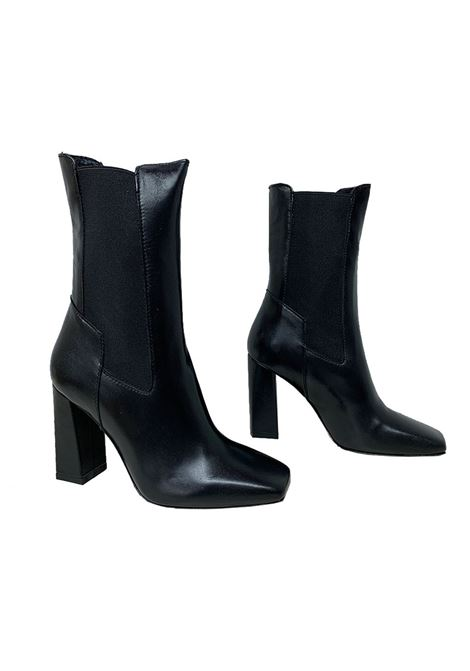 Leather boot  MELANY BOUTIQUE |  | 0841ADNAV01