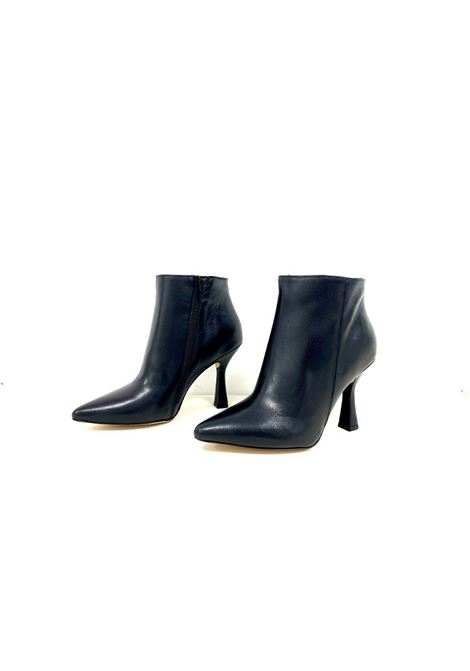 Leather boots with thin  MELANY BOUTIQUE |  | 40ANAUL01