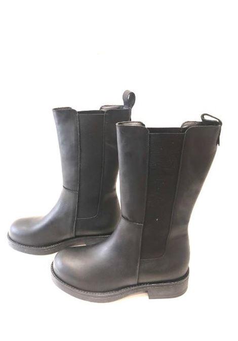 Stivali in pelle Noa | Anfibi | 202001