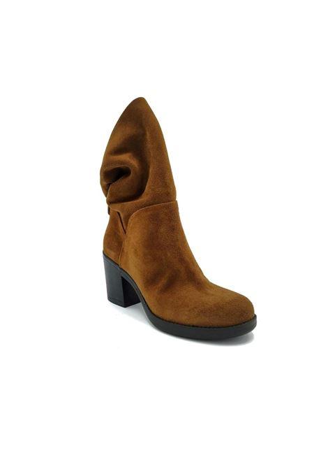 Stivali in camoscio Noa | Stivali | 208CUOIO
