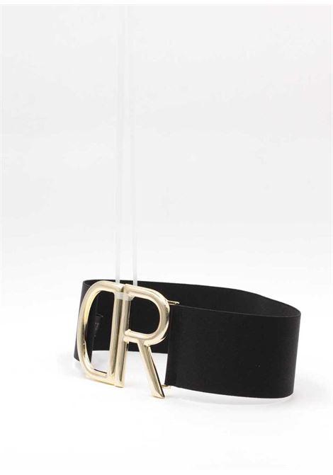Cintura con logo DENNY ROSE | Cinture | DD900182001