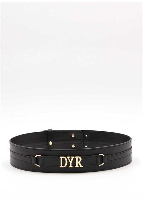Cintura con iniziali DENNY ROSE | Cinture | DD900232001