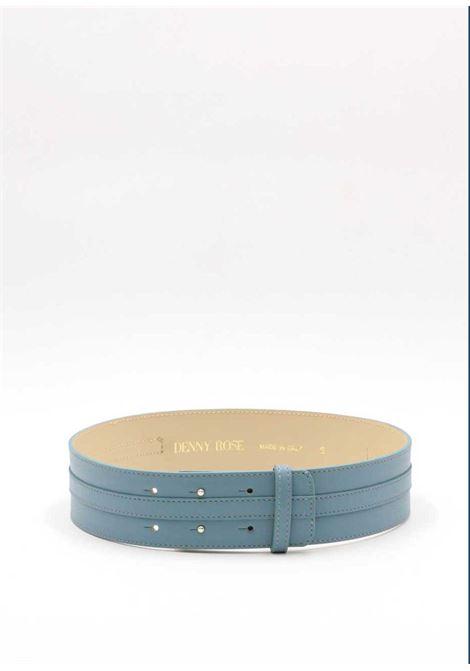 Cintura con iniziali con oro DENNY ROSE | Cinture | DD900232125