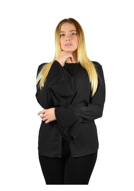 Shirt with mandarian collar  GAUDI FASHION |  | FD402072001
