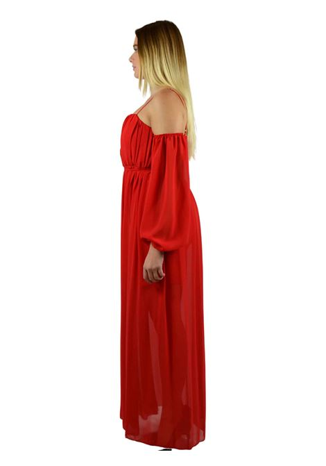 Long Dress with glove-like  sleeves RINASCIMENTO |  | PP52RR65AAROSSO