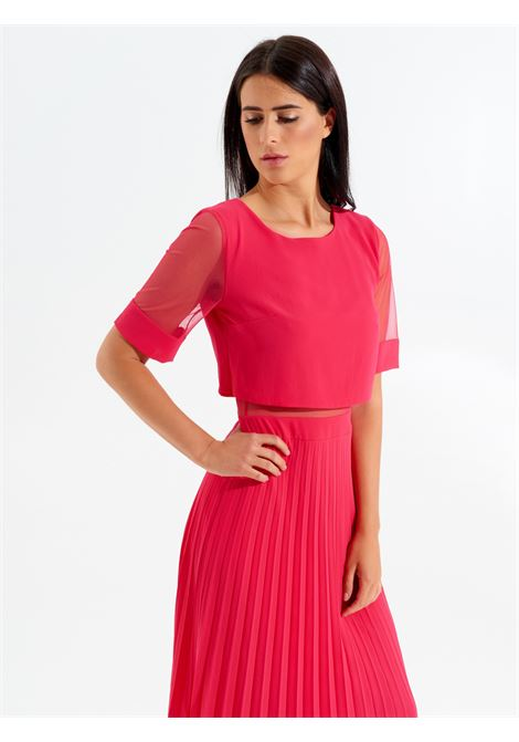 Long armhole dress RINASCIMENTO |  | PP55RR09AAFUXIA