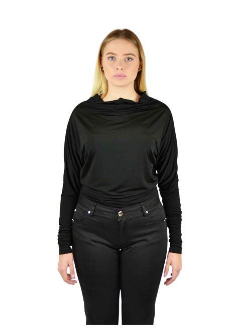 Lycra body sweater DENNY ROSE |  | DD60003NERO
