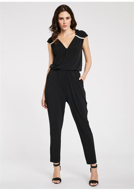 Jumpsuit in technical stretch jersey GAUDI FASHION |  | FD240042001