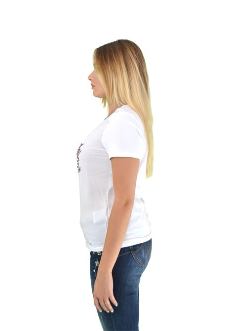 T-shirt dalla linea slim GAUDI FASHION | Maglie | FD640012100