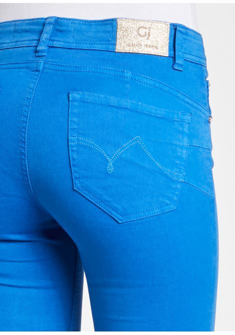 5-pocket trousers, made stretch cotton GAUDI |  | BD250022643