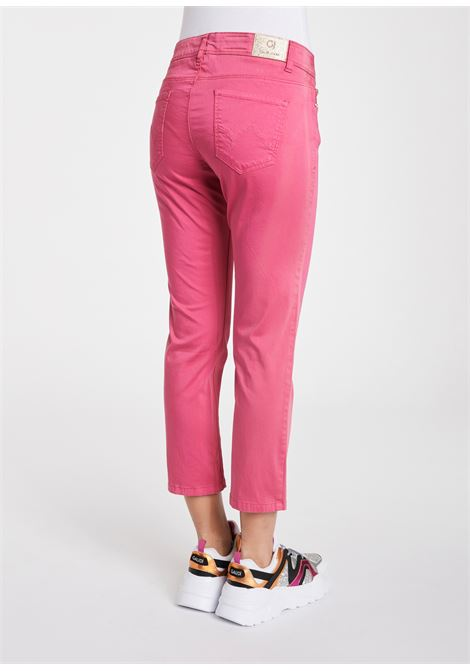 5-pocket trousers, made in cotton stretch. GAUDI |  | BD250052001