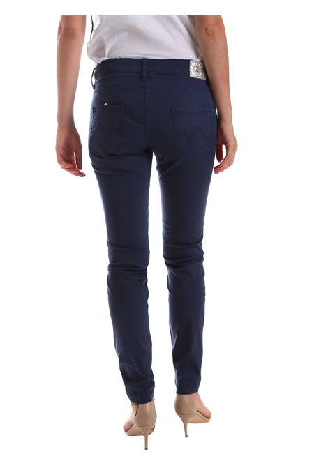 5-pocket trousers, made in stretch cotton GAUDI JEANS |  | BD250052843