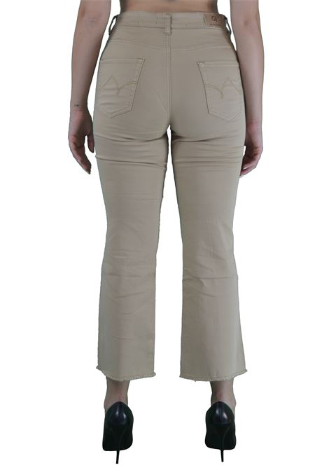 5-pocket trousers, in stretch cotton blend GAUDI |  | BD250172221