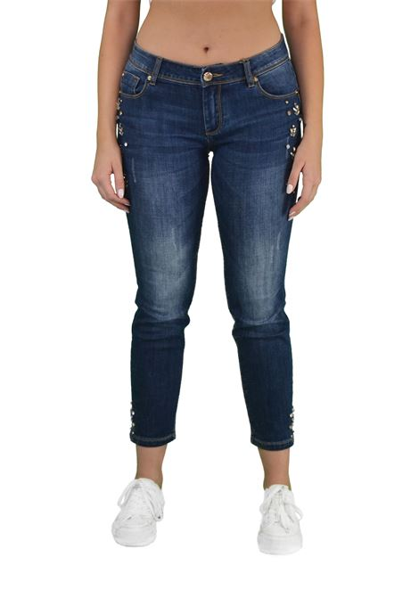 Slim jeans , ankle model GAUDI JEANS |  | BD2603500