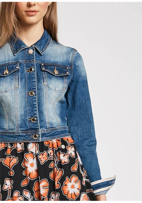 Denim jacket in stretch cotton GAUDI JEANS |  | BD3600100