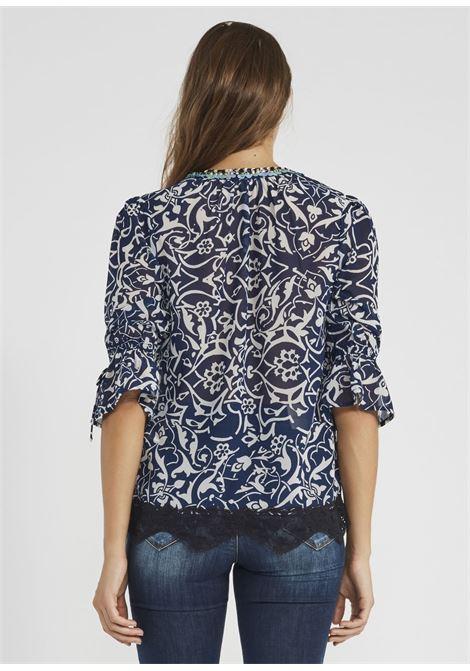 Blusa in tessuto fluido GAUDI JEANS | Camicie | BD45013915003-01