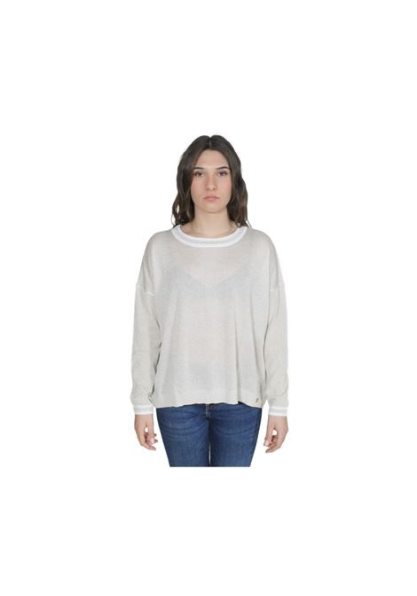 Over sweater, lurex yearns  GAUDI JEANS |  | BD530272113