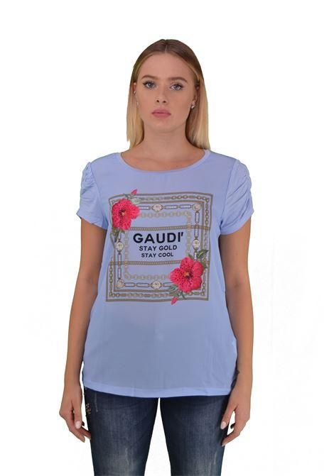 Tshirt in cotone t GAUDI | Maglie | FD640122909