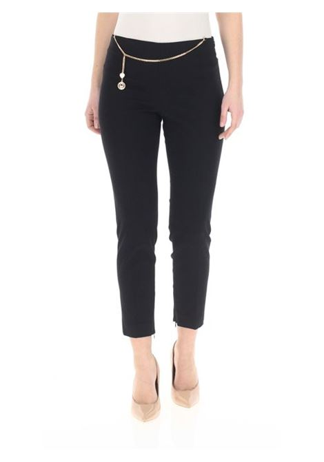 Solid color trousers LIUJO COLLECTION |  | CA0020T237722222