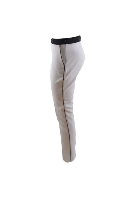 Woman s pants are in two way stretch fabric  LIUJO GOLD |  | IA0080T789622222