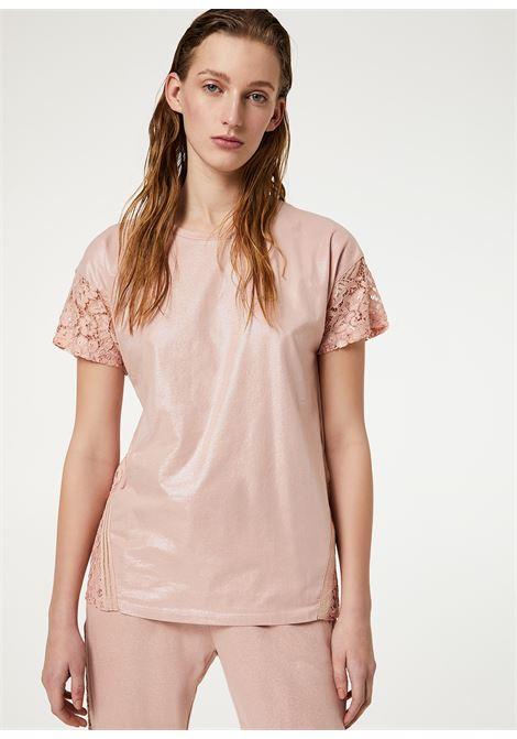 t-shirt maniche corte LIUJO SPORT   Maglie   TA0118J500351512