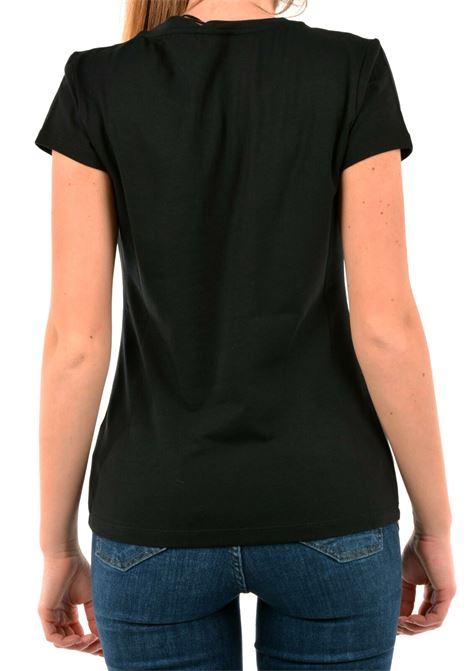 T-shirt in cotone LIUJO SPORT | Maglie | TA0185J994422222