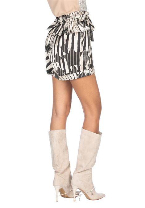 High-waisted shorts RELISH |  | RDP20070090781199