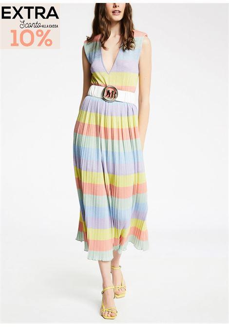 Vestito lungo multicolor DENNY ROSE | Abiti | DD1002601