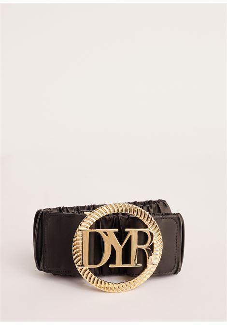 Cintura con logo DENNY ROSE | Cinture | DD900142001