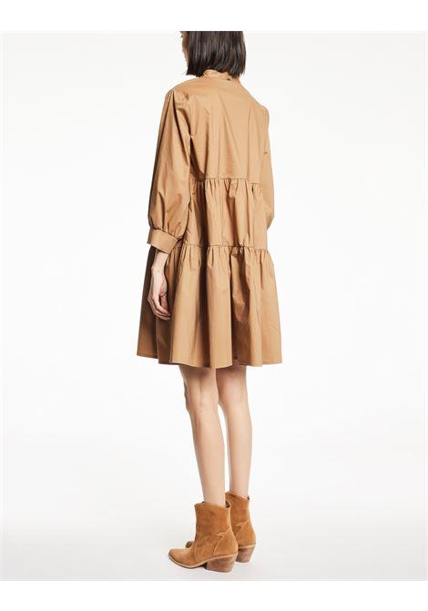 V-neck dress with 34 sleeves GAUDI FASHION |  | FD150572858