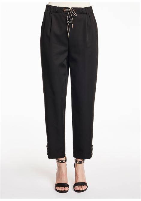 Pantalone con elastico e risvolto giù GAUDI | Camicia | FD250052001