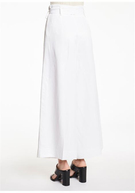 Pantalone largo con cintura GAUDI FASHION | Pantaloni | FD250312100