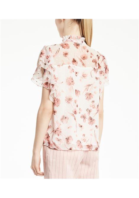 Camicia a fiori in georgettes GAUDI FASHION | Camicie | FD45007111028-01