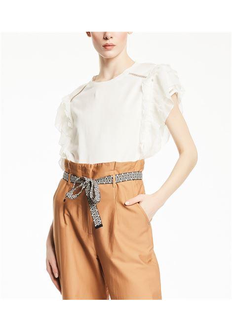 Camicia effetto casacca girocollo GAUDI FASHION | Camicie | FD640012101