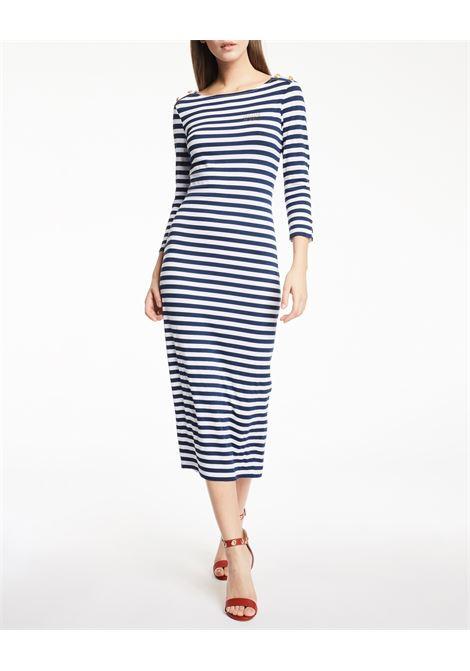 Lounguette dress in cotton GAUDI |  | BD14003115039-01