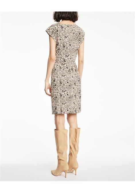 Dress in jersey with animalier print  GAUDI JEANS |  | BD14004115050-01