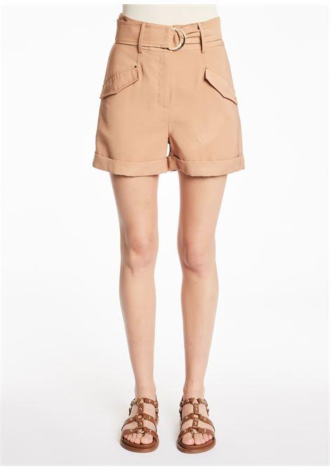 Shorts with belt  GAUDI |  | BD250332333