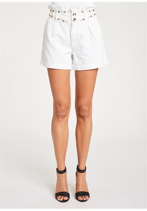 Pantaloncino a vita alta GAUDI | Pantaloncini | BD2602200