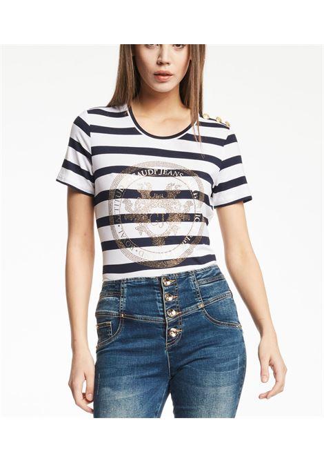 Striped sweather  GAUDI |  | BD64026115040-01