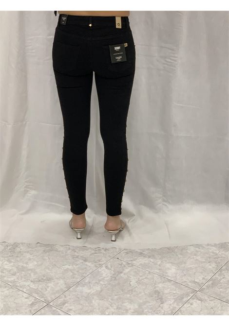 Pantalone 5 tasche , modello jeans, GAUDI | Pantaloni | BD250182001