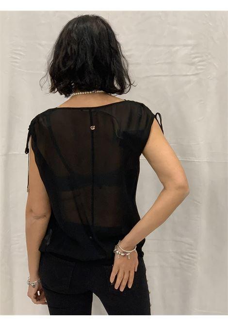 Camicia con collo afflosciato GAUDI | Camicia | BD450122001