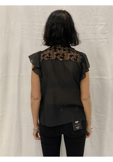Camicia con pizzo GAUDI | Camicia | FD450052001